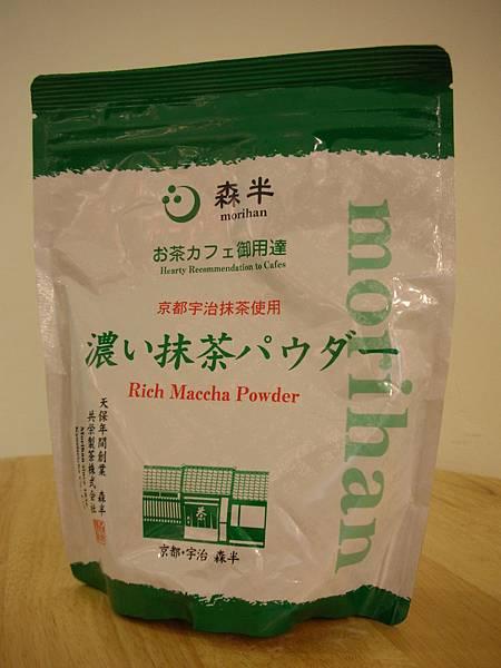 特濃抹茶粉        (含糖)