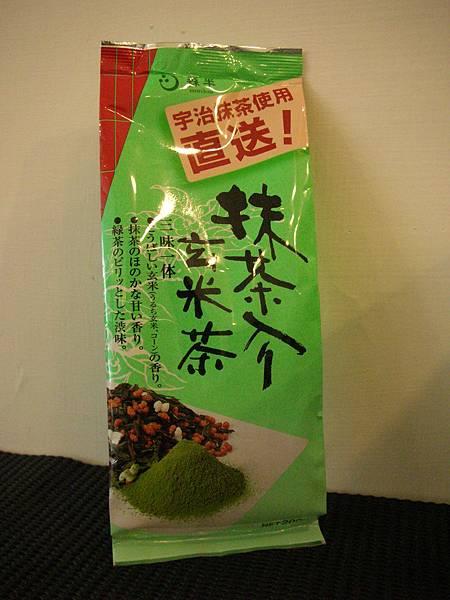 京都抹香玄米茶