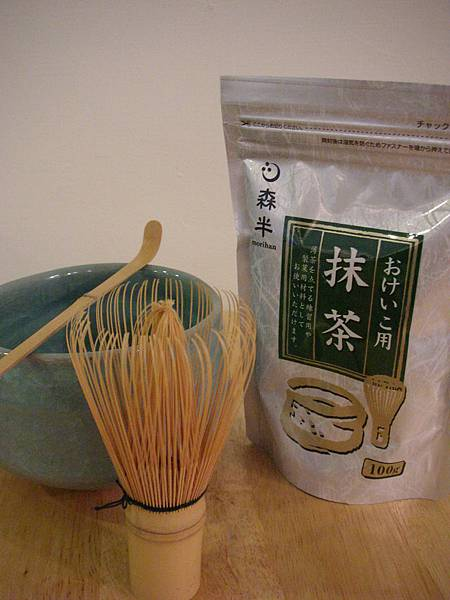 京都宇治抹茶粉(茶道入門款)