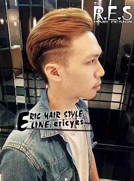 2016男生髮型髮色