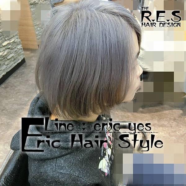 女生髮色,染髮