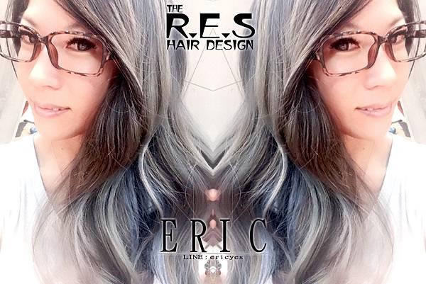 res髮型髮色,男生髮型髮色,2017女生髮型髮色,染髮