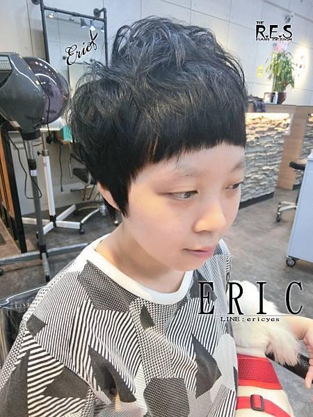 男生髮型髮色參考2016,2017,RES髮型設計ERIC三重剪髮染髮髮型