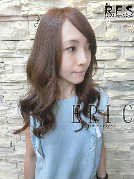 女生長髮髮型髮色染髮接髮2018