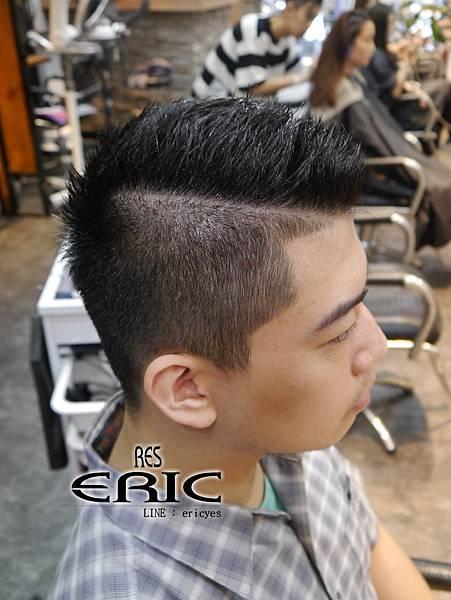 男生髮型髮色2016,男生髮型髮色參考2016,2017,RES髮型設計ERIC三重剪髮染髮髮型