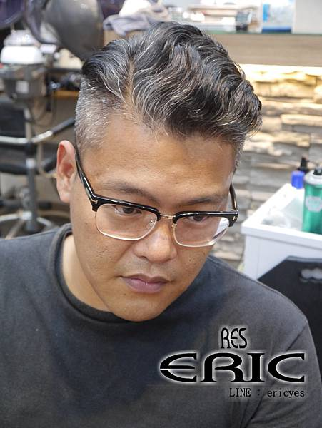 男生髮型髮色2017