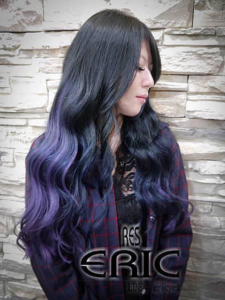 2017女生髮型髮色接髮染髮