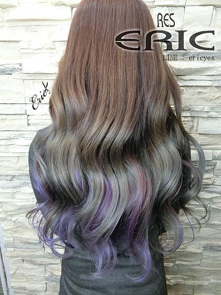 2017女生髮型髮色,2018染髮趨勢