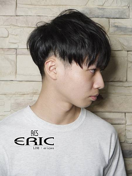 2017男生髮型2018