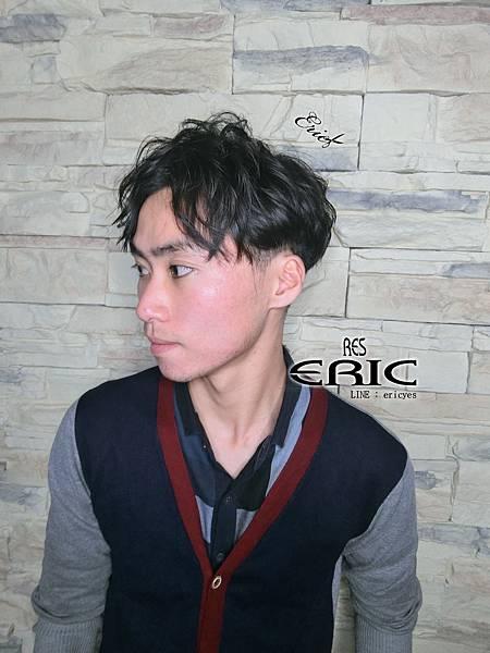 2017~2018男生髮型髮色