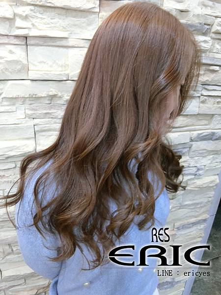 女生長髮髮型髮色2018