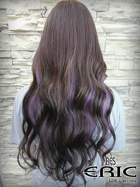 2017女生長髮髮型髮色2018