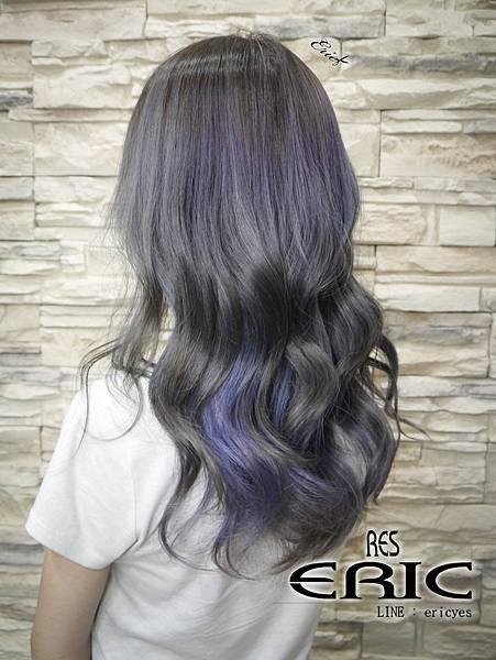 2017女生長髮髮型髮色染髮2018