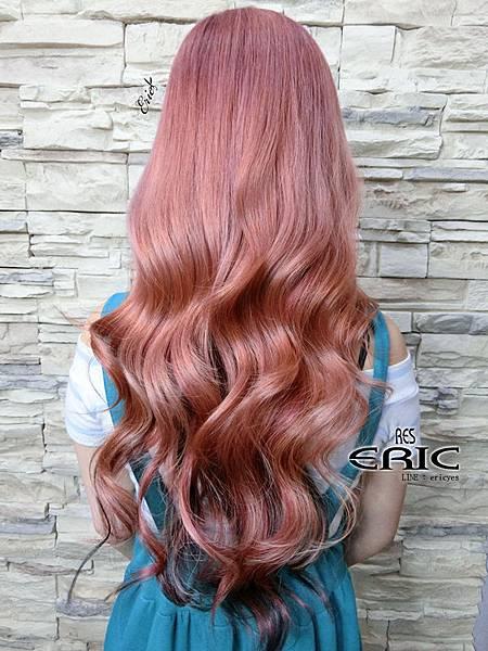 2018女生染髮接髮髮型髮色2017