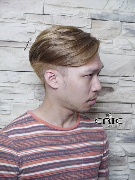 2018男生髮型染髮髮色2017