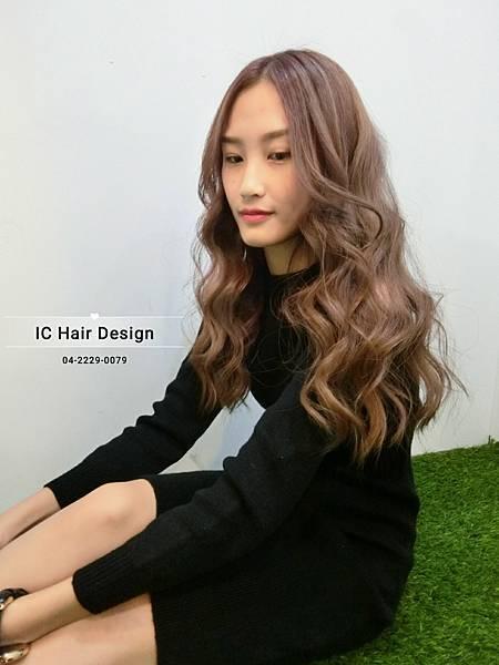 2018染髮,2018女生髮型髮色,三重染髮