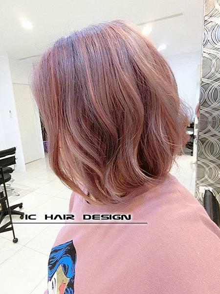 2018女生髮型髮色