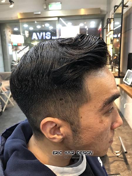 2018男士髮型三重男生剪髮推薦燙髮2019