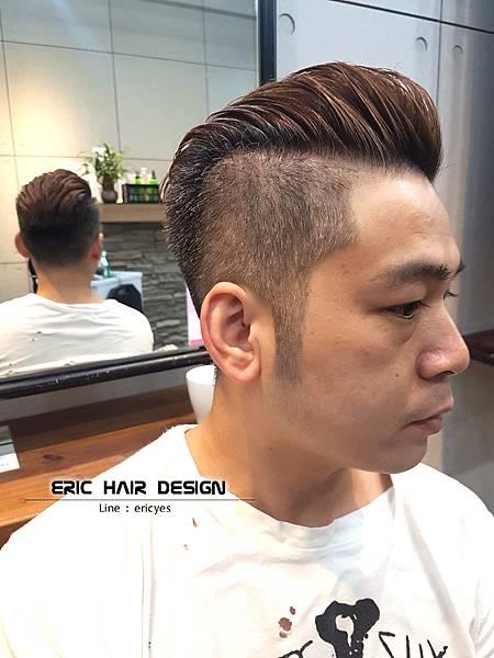 2019三重男生剪髮染髮燙髮男生髮型髮色2018