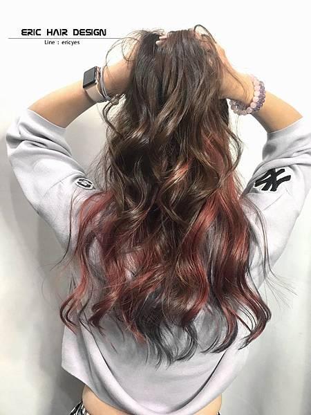 三重染髮,女生染髮,女生髮色,蘆洲染髮推薦