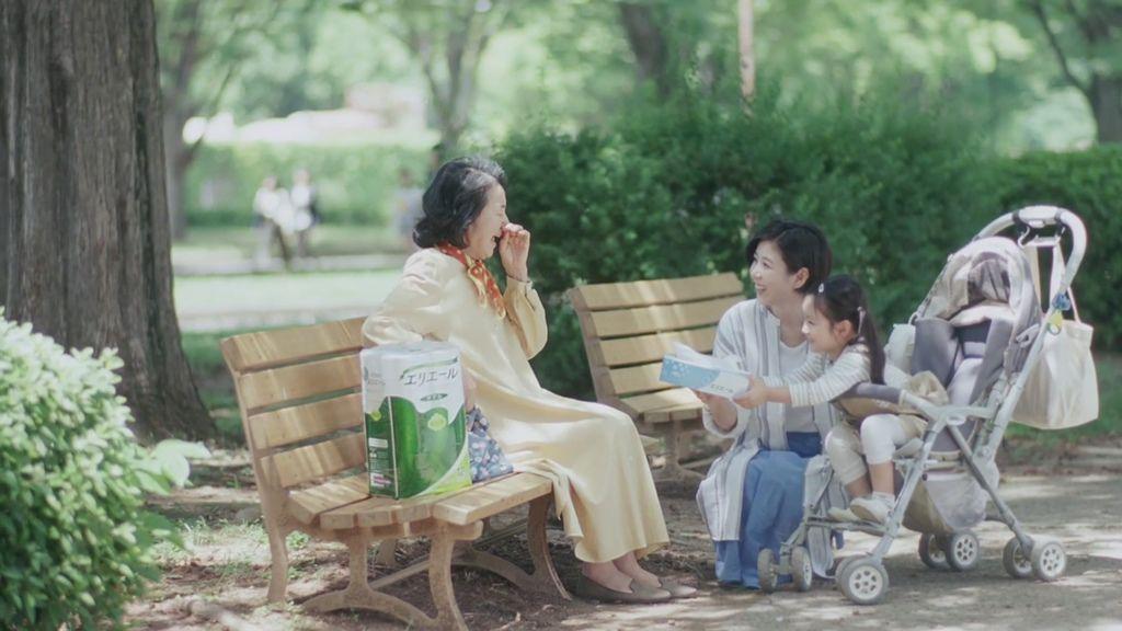$num elleairエリエール - エリエール「ブランド誕生40周年 やさしさのリレー」篇 (2019-10-15)[18-30-37].JPG