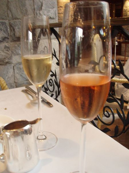 ♪粉紅&原味香檳