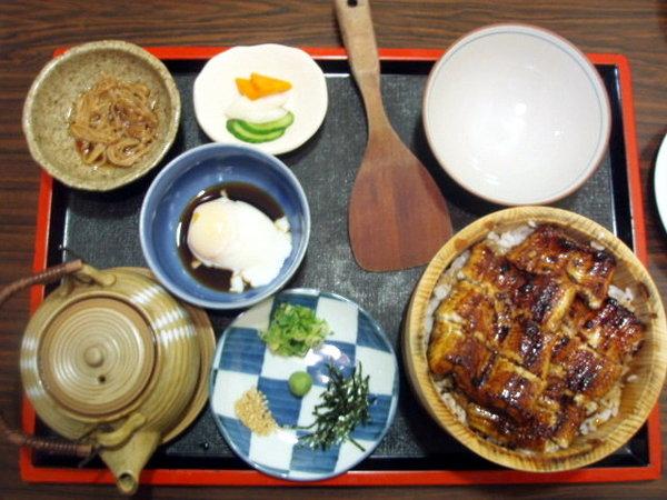 ♡濱松屋鰻魚三吃特大