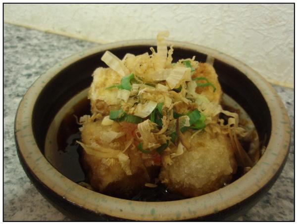 β炸豆腐β