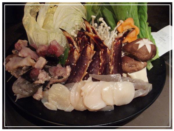 ☆明水三井~海鮮火鍋