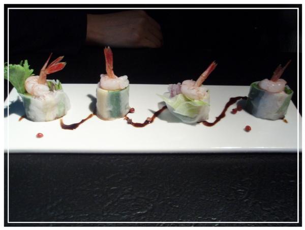 IKKI懷石料理~蝦捲