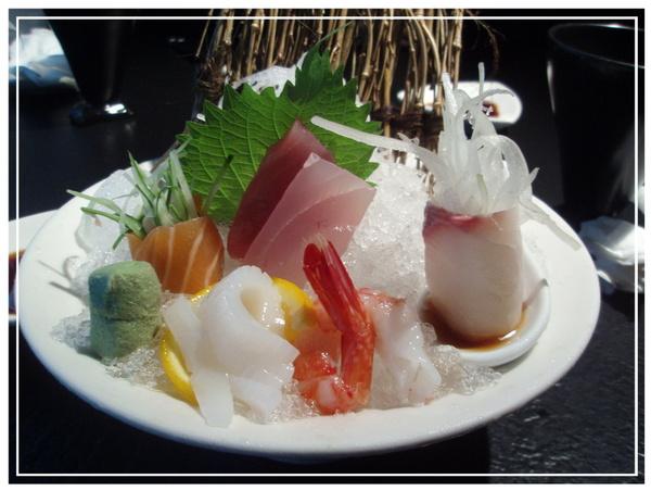IKKI~生魚片