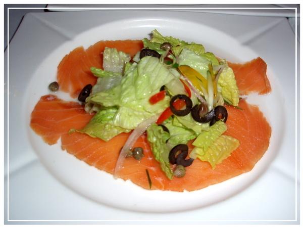 ♥隨意鳥地方~檸檬鮭魚沙拉♥