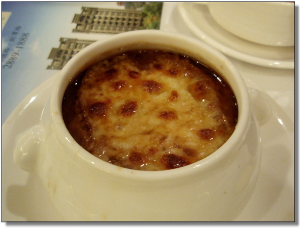 Robin's Grill~焗起士洋蔥湯