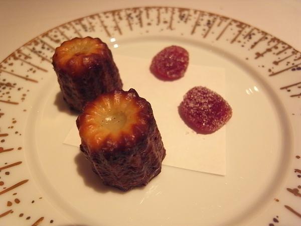 canele'&草莓軟糖.JPG