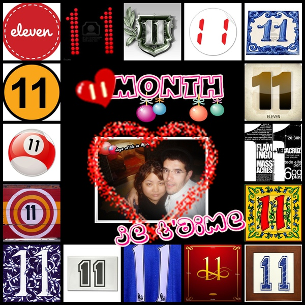 11th month