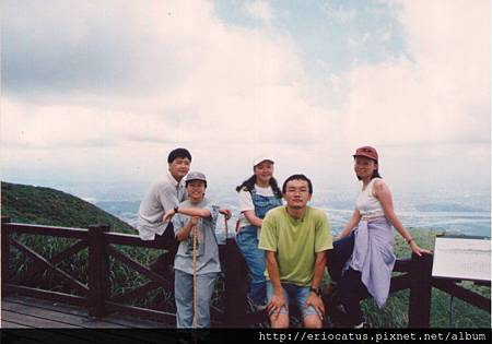 陽明山步道03