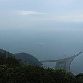 401高地頂眺望台景