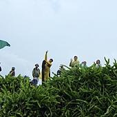 遊客中心前堤防