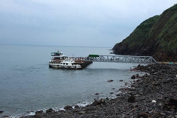 龜山島港口