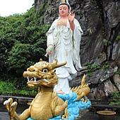 湖邊觀世音菩薩像