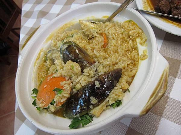 船屋-葡式燴海鮮飯