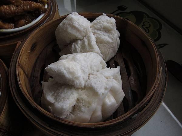 龍華茶樓-叉燒包