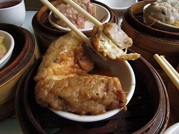 龍華茶樓-豆腐