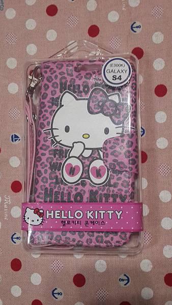 粉紅豹紋KT1