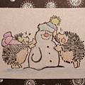 小刺蝟堆雪人一.jpg