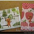 葉子熊與蘋果熊.JPG