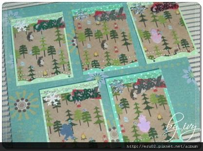 Xmas2011森林裡的聖誕ATC1.JPG