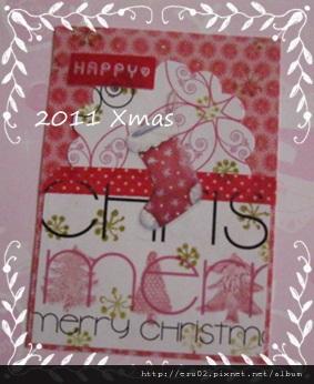 2011Xmas聖誕襪.JPG