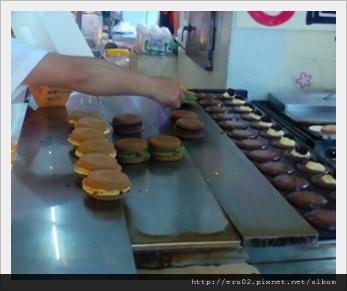 微笑紅豆餅3