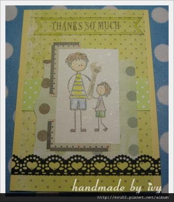 2012父親節卡片